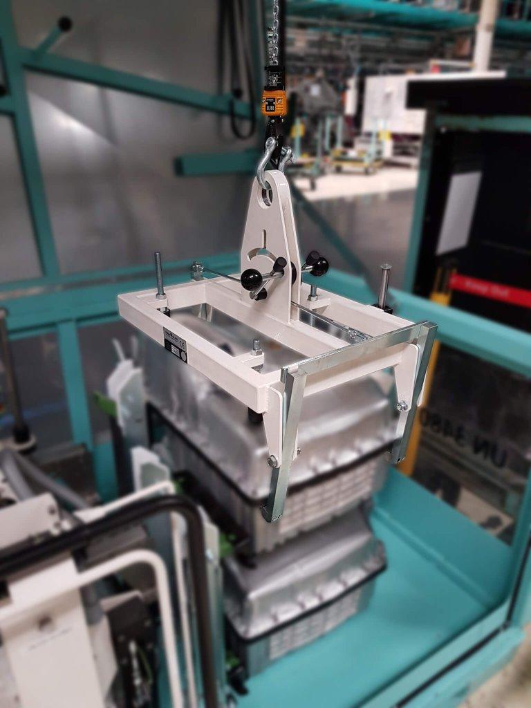 Tilhulp R035 Accugrijper